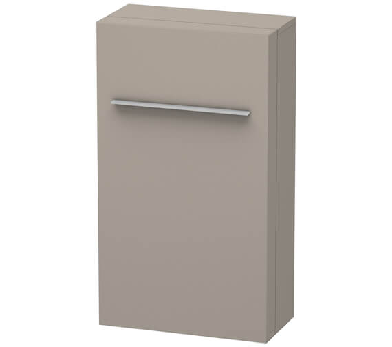 Additional image of Duravit Fogo 500 x 880mm Left Hand Semi Tall Cabinet