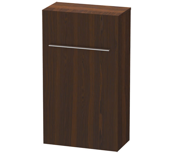 Alternate image of Duravit Fogo 500 x 880mm Left Hand Semi Tall Cabinet