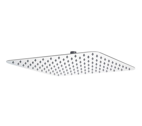 Additional image of Hudson Reed Square Fixed Shower Head