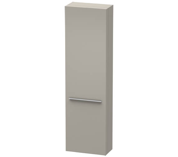 Additional image of Duravit Fogo 500 x 250mm Left Handed Tall Cabinet