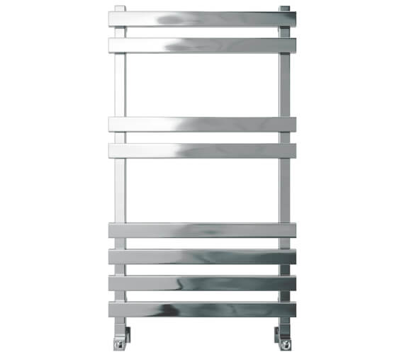 Vogue Gallant 500mm Width Stainless Steel Straight Towel Rail
