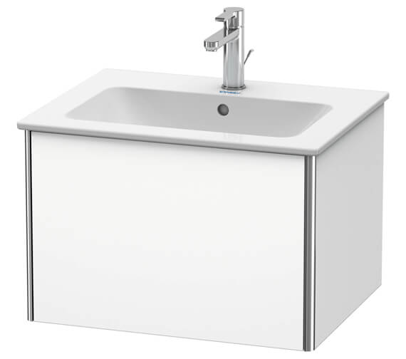 Duravit XSquare Wall Mounted Vanity Unit With 1 Pull-Out Compartment