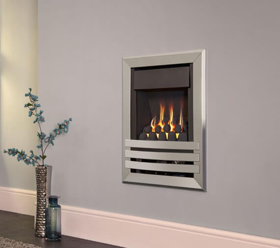 Flavel Windsor Contemporary Plus Wall Mounted Inset Gas Fire