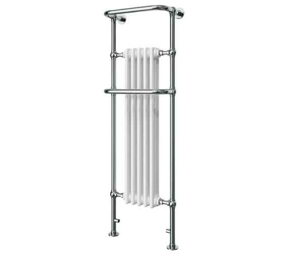 Vogue Regency Tall 500 x 1500mm Mildsteel Traditional Towel Rail