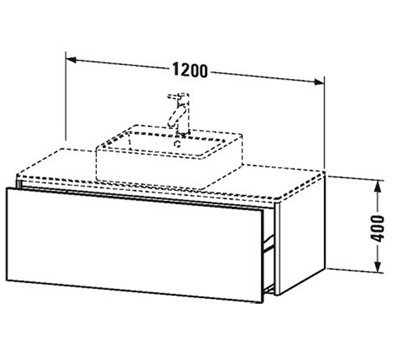 Technical drawing QS-V99058 / XS490001818