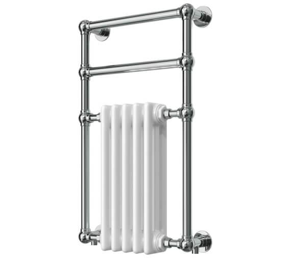 Vogue Regency II 500 x 825mm Traditional Towel Rail