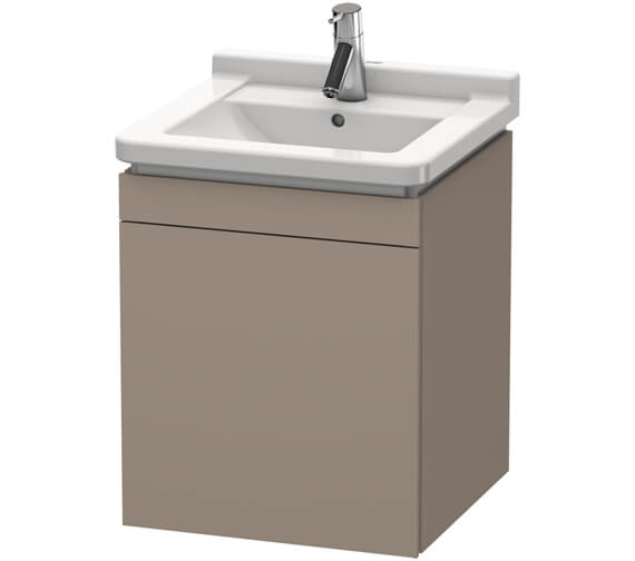 Additional image of Duravit L-Cube 460mm Wall Mounted Vanity Unit