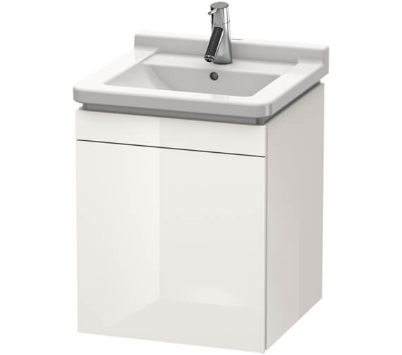 Alternate image of Duravit L-Cube 460mm Wall Mounted Vanity Unit