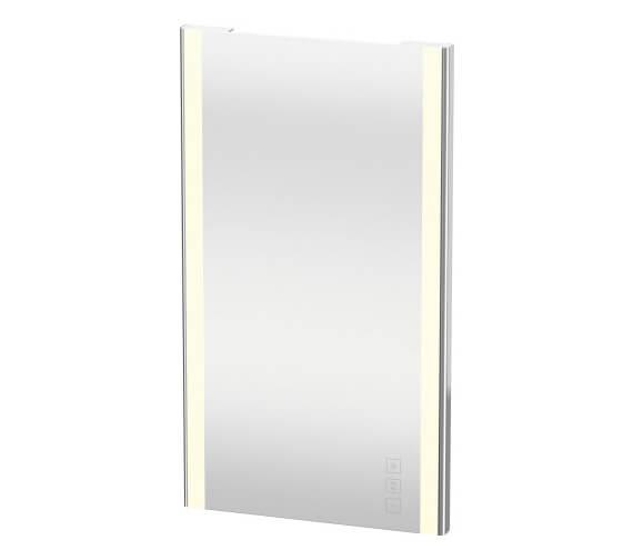 Duravit XSquare 450 x 33mm Mirror With Lighting