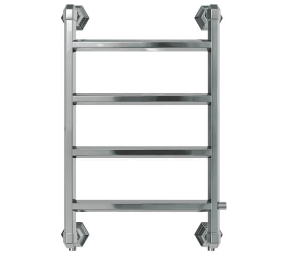 Vogue Art Moderne 550 x 836mm Traditional Towel Rail