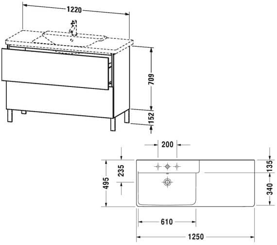 Technical drawing QS-V63353 / LC660001818