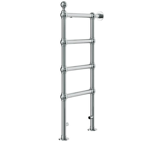 Vogue Butler 488mm Wide Traditional Towel Rail