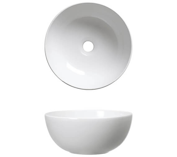Crosswater Balboa 370mm Countertop Basin