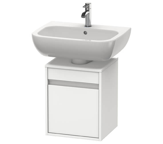 Duravit Ketho 400mm Single Door Wall-mounted Vanity Unit For D-Code Basin