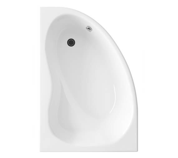 Nuie Premier Pilot 1450 x 950mm Left Hand Corner Bath With Panel
