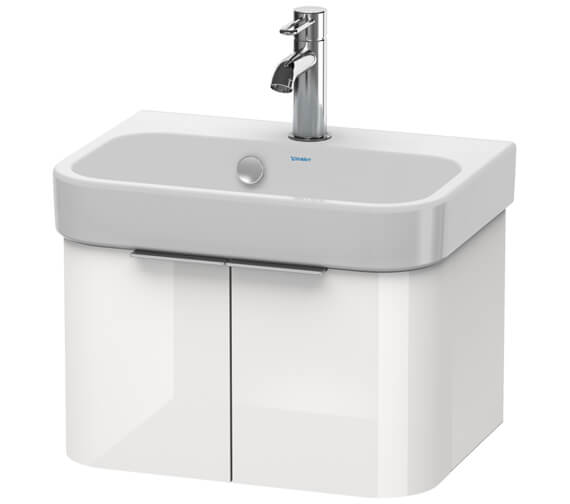 Duravit Happy D2 475 x 350mm Two Doors Vanity Unit And Basin