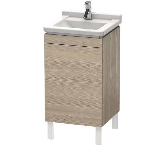 Additional image of Duravit L-Cube 460mm Floor Standing Vanity Unit