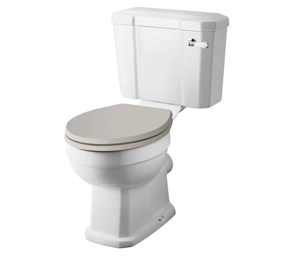 Hudson Reed Richmond Close Coupled WC Pan With Cistern