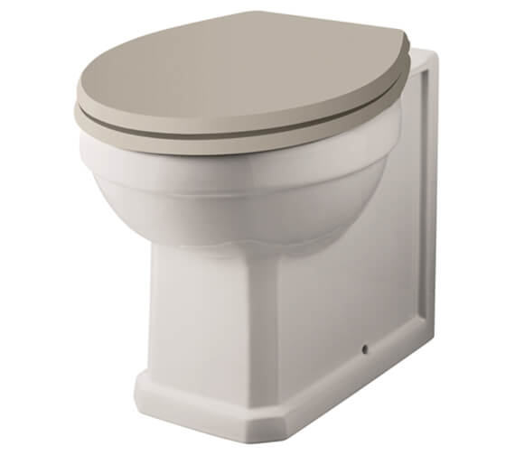 Hudson Reed Richmond Back-To-Wall WC Pan