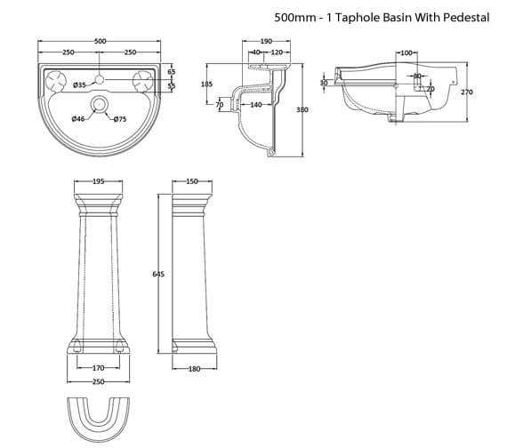 Technical drawing QS-V4929 / CRT005