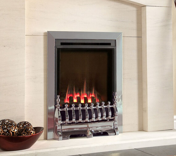 Alternate image of Flavel Windsor Traditional HE Slimline Inset Gas Fire