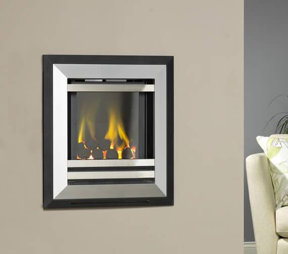 Flavel Diamond High Efficiency Remote Control Gas Fire