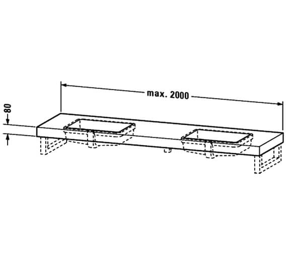 Technical drawing QS-V4506 / FO091C02222