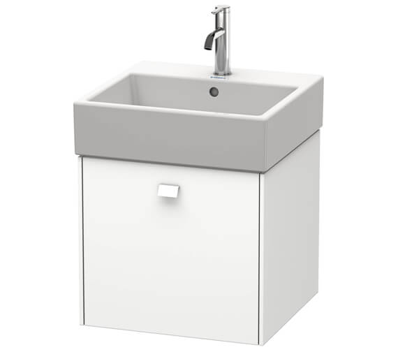 Duravit Brioso Wall Mounted 1 Drawer Vanity Unit For Vero Air Basin