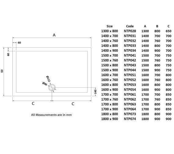 Technical drawing QS-V98018 / NTP007