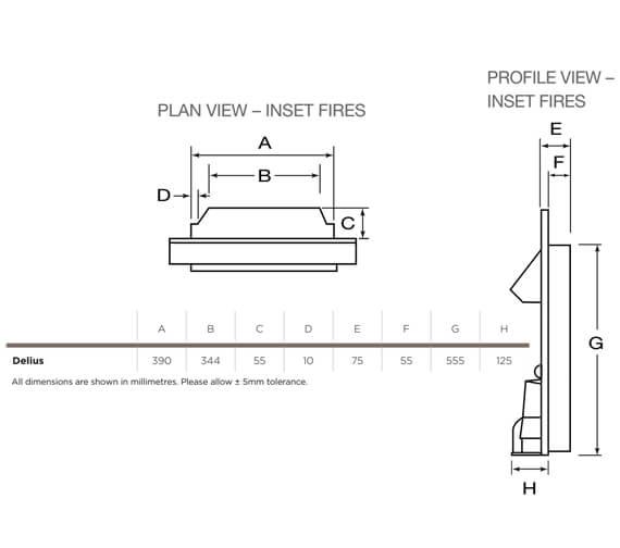 Technical drawing QS-V42514 / 143332