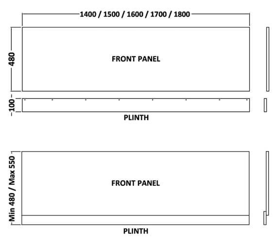 Technical drawing QS-V95009 / BPR103