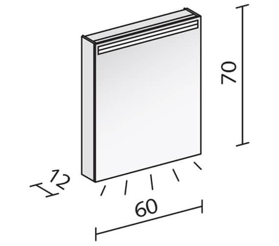 Additional image for QS-V16537 Schneider - ARA 50/1/LED/R