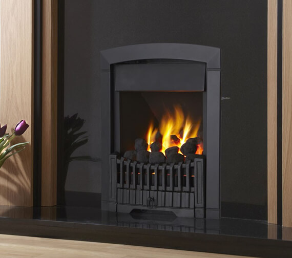 Flavel Rhapsody Plus Slide Control Open Fronted Gas Fire