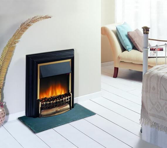 Dimplex Cheriton Optiflame Freestanding Electric Fire