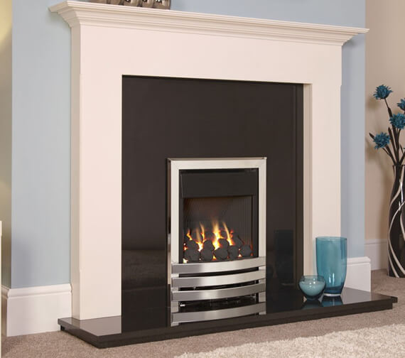 Flavel Linear Plus Manual Control Inset Gas Fire