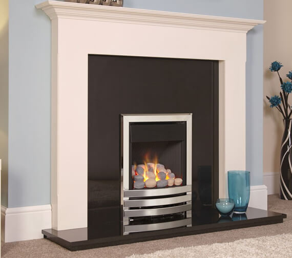 Alternate image of Flavel Linear Plus Manual Control Inset Gas Fire