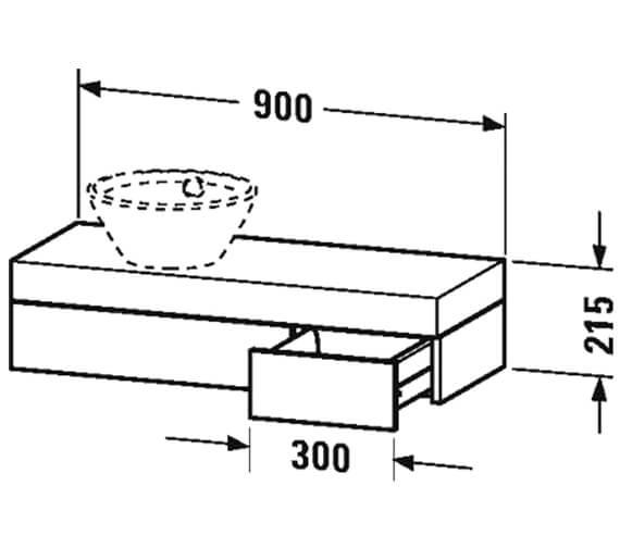 Technical drawing QS-V21189 / FO837001818