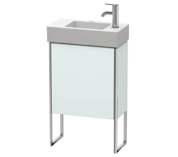Additional image of Duravit XSquare 1 Left-Hand Hinged Door Floor-Standing Vanity Unit 484 x 240 x 731mm