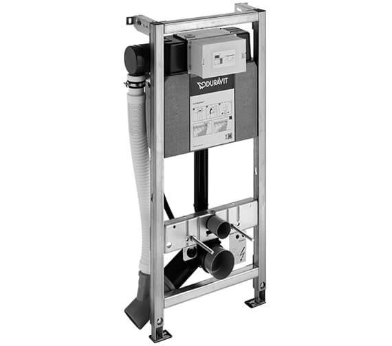 Duravit DuraSystem Odor Extraction Hygienic Flush Toilet Frame
