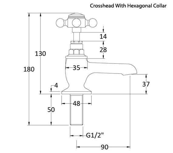 Technical drawing QS-V38740 / BC301HX