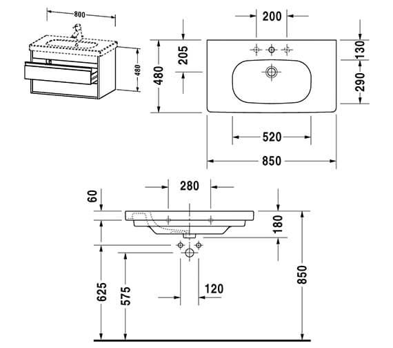 Technical drawing QS-V61927 / KT665001818