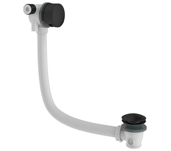 Additional image of Crosswater MPRO Bath Filler With Click Clack Waste
