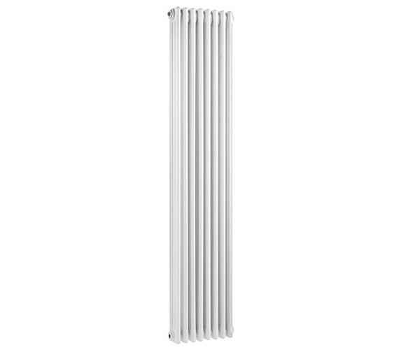 Additional image of Hudson Reed Colosseum 1800mm High Triple Column Traditional Radiator