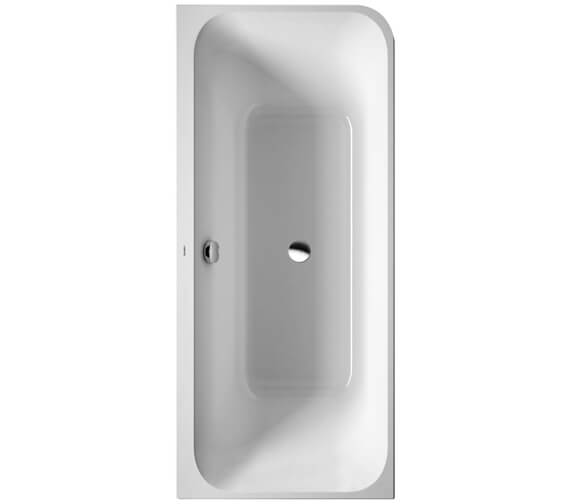 Duravit Happy D2 1800 x 800mm Bath With Panel And Frame
