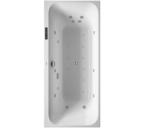 Duravit Happy D2 Built In Bath Combi-System L