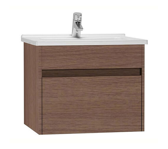 Alternate image of VitrA S50 High 450mm Wide Compact Washbasin Unit