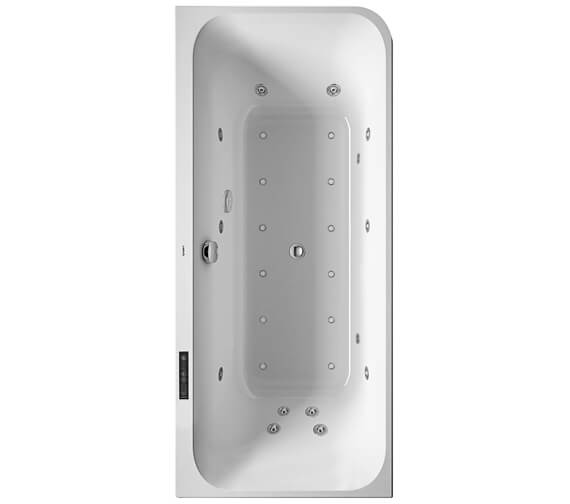 Duravit Happy D2 1800 x 800mm Left Hand Corner Bath With Panel Combi System L