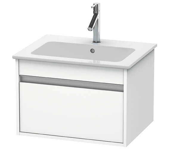 Duravit Ketho 1 Drawer Wall-mounted Vanity Unit For ME By Starck Basin