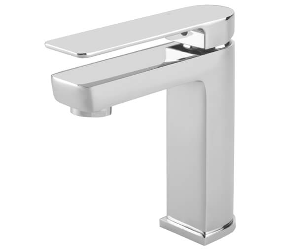 Alternate image of Tre Mercati Disc Mono Basin Mixer Tap With Click Clack Waste