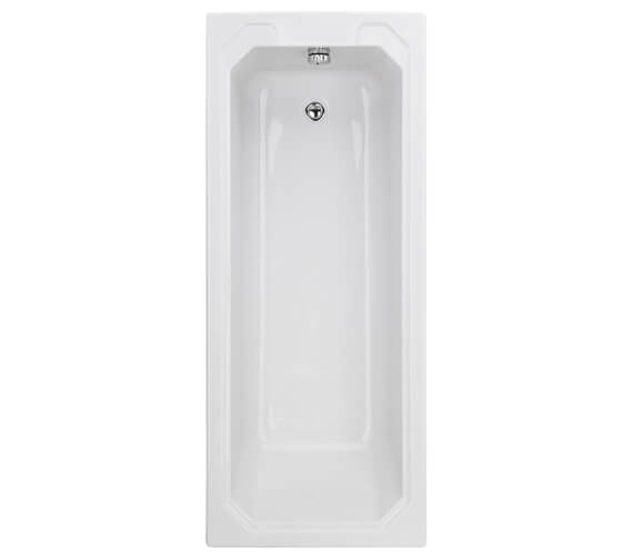 Additional image of Hudson Reed Ascott Eternalite Single Ended Bath